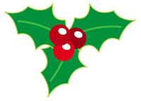 holly-berries-Christmas Open House at Henry's Gardens